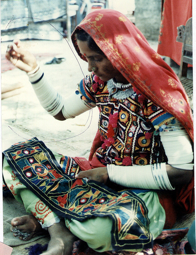 handicrafts of pakistan