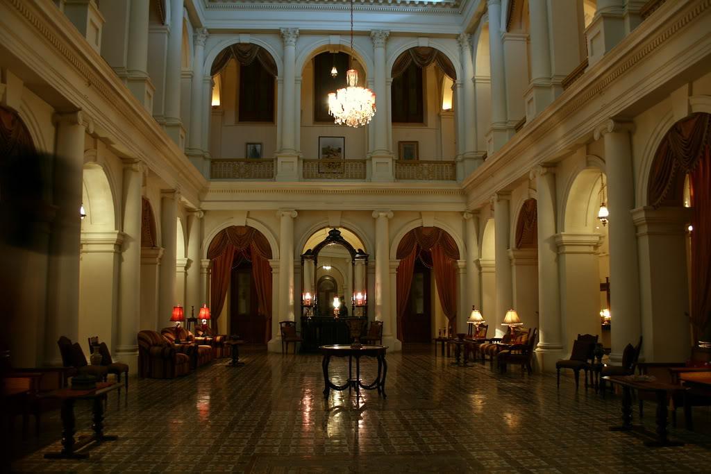 Darbar Mahal Bahawalpur Main Hall