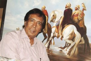 S. Iqbal: The Only Poster Artist Left of Lollywood