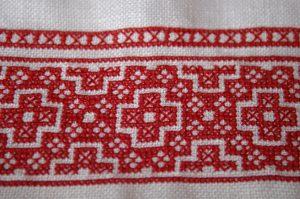 Cross Stitch : One of its Kind2