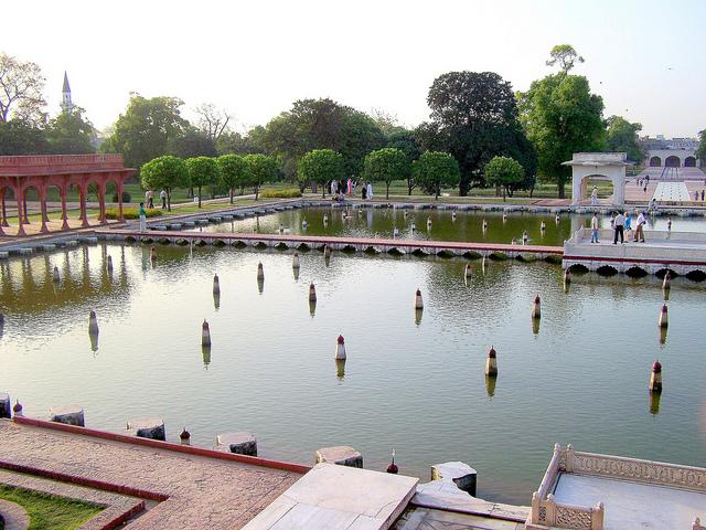 Shalimar-Garden-Lahore