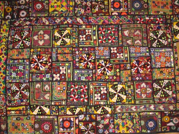 The Colorful Sindhi Hand Embroidery From The Land Of Sufis