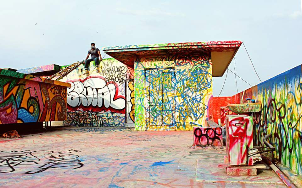 art, street art, street artists pakistan, Pakistani_artists