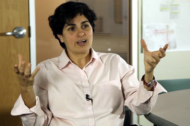 Nergis Mavalvala,pakistani-talent, pakistani-scientist, pakistani-women