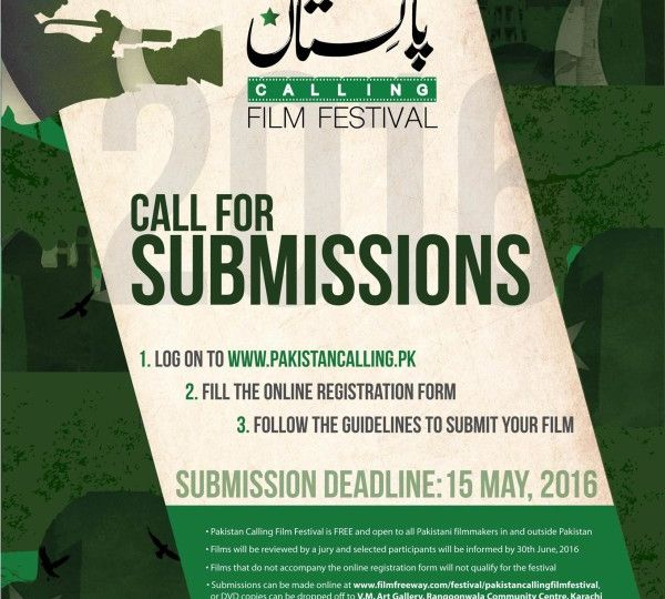 Pakistan calling film festival, movie, Pakistani talent,