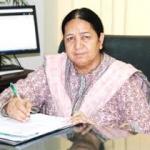 Dr. Shahida Hasnain, UNESCO, Pakistan