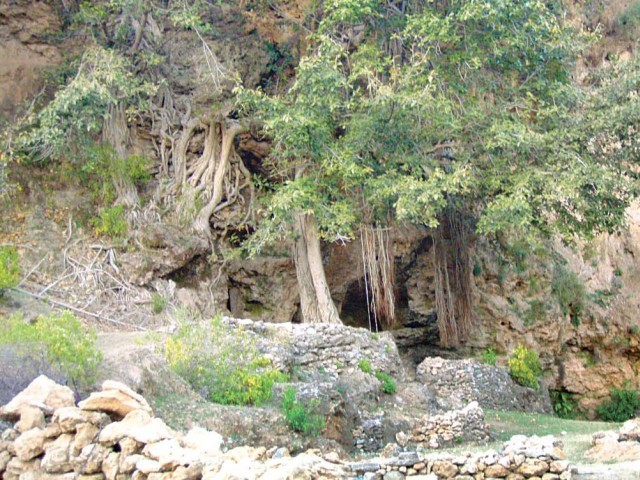 70 DECADES OLD SHAH ALLAH DITTA VILLAGE AND BUDDHIST CAVES