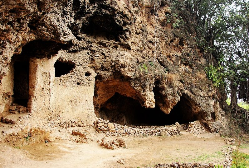Shah Allah Ditta, Buddha caves, ancient caves, Islamabad, Pakistan, places to visit