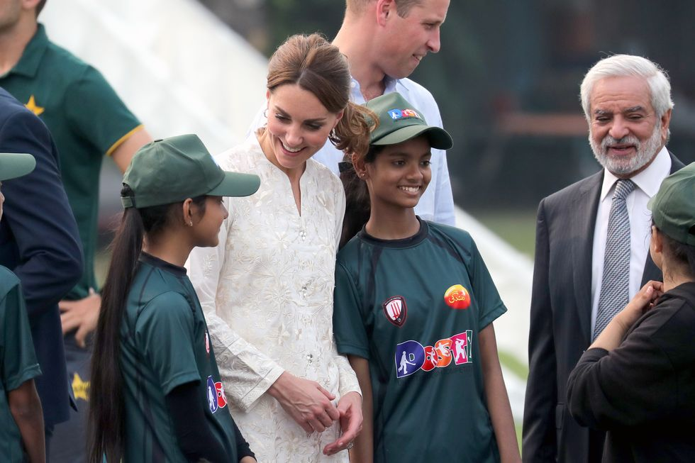 ALL ABOUT THE ROYAL VISIT TO PAKISTAN