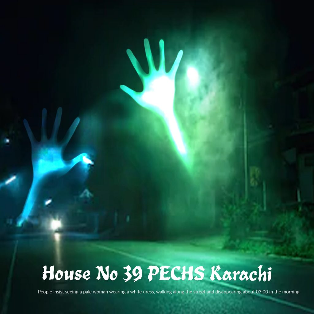 haunted places, karachi haunted, spooky