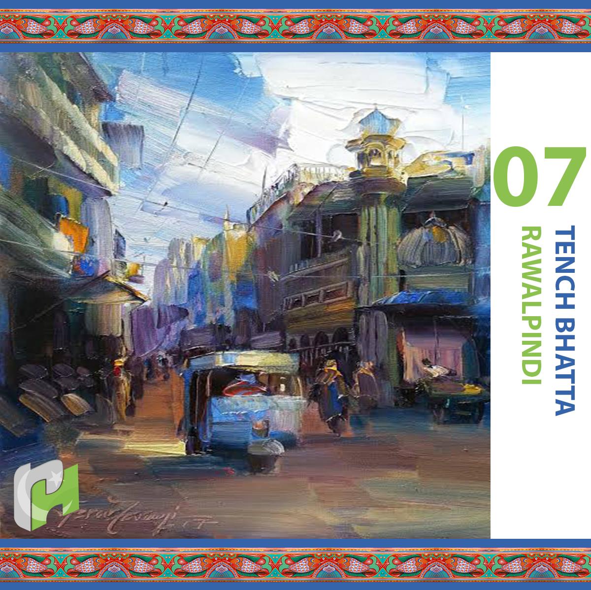 Raja Bazar Rawalpindi: Top 10 Bazaars And Traditional Markets In Pakistan For