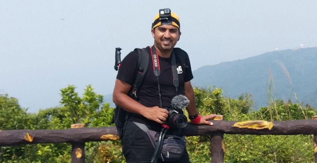 travelogue, youtube, youtuber