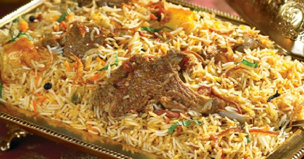 pakistani food, Biryani in Pakistan, karachi biryani