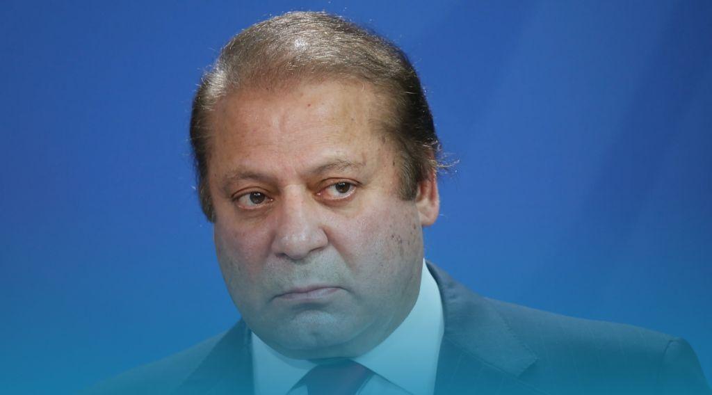 Nawaz Sharif, Mian Muhammad Sharif, prime minister