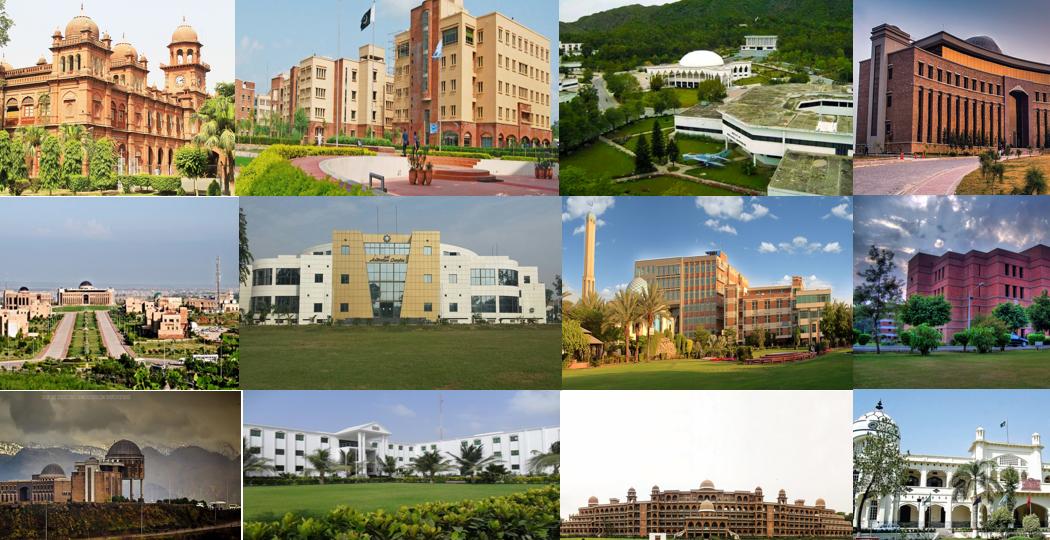Universities in Pakistan, best universities in Pakistan, online universities in Pakistan
