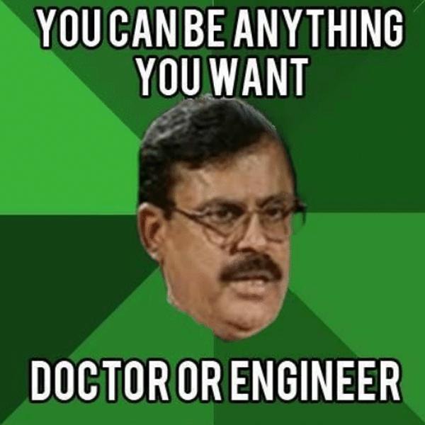 doctor, engineer, career