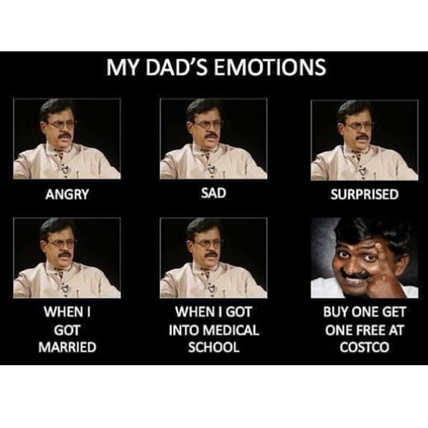 emotions, marriage, medical school